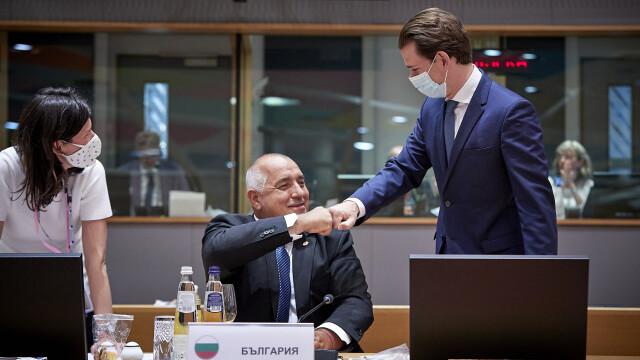 Iohannis, fotografiat fără mască la summit-ul UE. Explicațiile Administrației Prezidențiale - Imaginea 12
