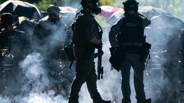 Protestele antirasism iau amploare în SUA. Manifestații violente în mai multe orașe - Imaginea 1
