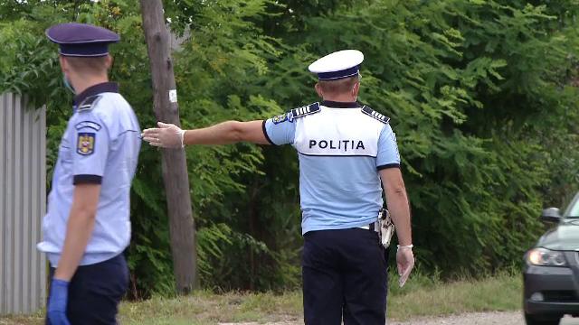 Polițiști în Făget