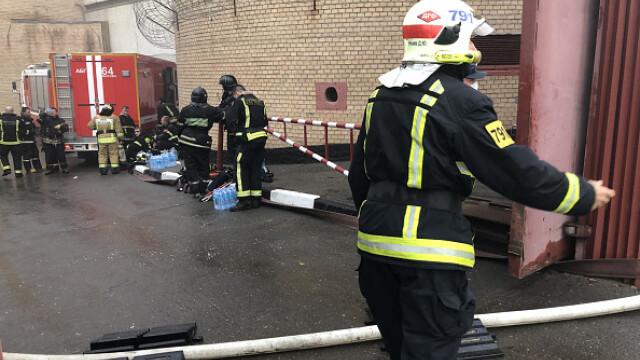 Incendiu într-un penitenciar pentru femei din Moscova. 850 de persoane evacuate. VIDEO - Imaginea 7