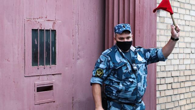 Incendiu într-un penitenciar pentru femei din Moscova. 850 de persoane evacuate. VIDEO - Imaginea 4