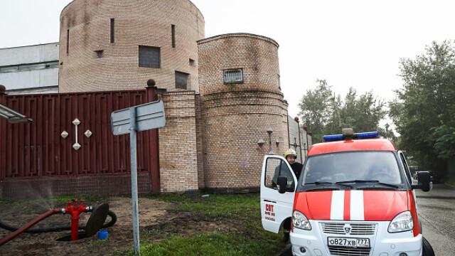 Incendiu într-un penitenciar pentru femei din Moscova. 850 de persoane evacuate. VIDEO - Imaginea 1