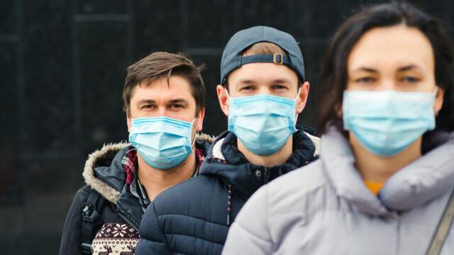 Al doilea județ în care masca devine obligatorie în aer liber