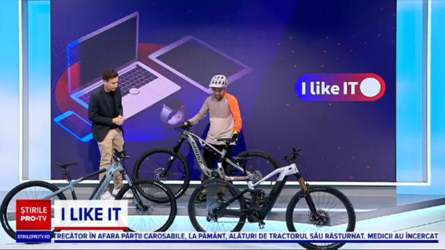 iLikeIT. Bicicletele electrice inteligente devin tot mai populare, chiar dacă sunt mai scumpe decât o Dacia Spring