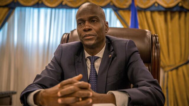 Văduva preşedintelui haitian: Într-o clipită, mercenarii au intrat în casa mea şi l-au ciuruit pe soţul meu - Imaginea 1
