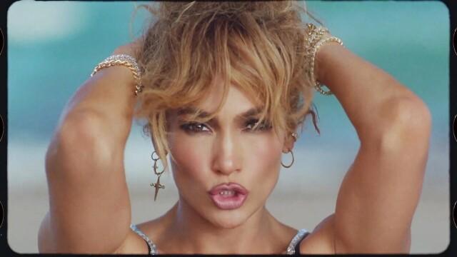 Jennifer Lopez, în ipostaze incendiare într-un nou videoclip. Mesajul ascuns din versuri - Imaginea 1