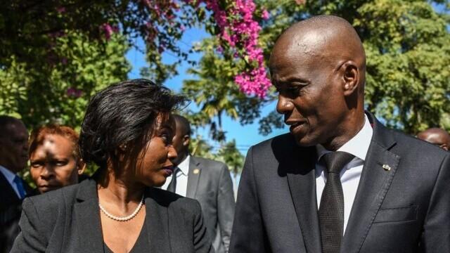 Văduva preşedintelui haitian: Într-o clipită, mercenarii au intrat în casa mea şi l-au ciuruit pe soţul meu - Imaginea 3