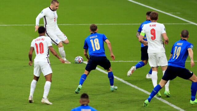 Italia, campioană la EURO 2020 după o finală dramatică. Meciul, decis la loviturile de departajare - Imaginea 4
