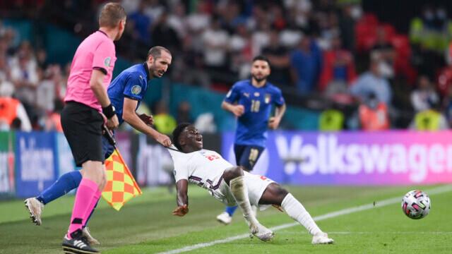 Italia, campioană la EURO 2020 după o finală dramatică. Meciul, decis la loviturile de departajare - Imaginea 8