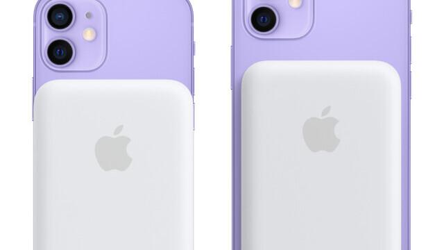Apple lansează o baterie care se fixează pe spatele unui iPhone 12, prelungind durata de funcţionare - Imaginea 3
