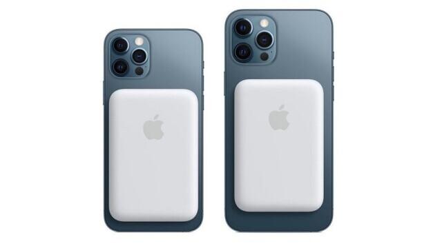 Apple lansează o baterie care se fixează pe spatele unui iPhone 12, prelungind durata de funcţionare - Imaginea 4