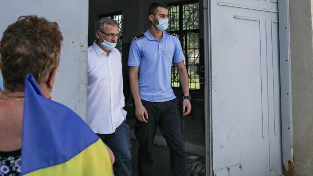 """Primele declarații ale lui Liviu Dragnea, după ce a fost eliberat: """"O perioadă de suferință, abuzuri și umilință"""" - Imaginea 1"""