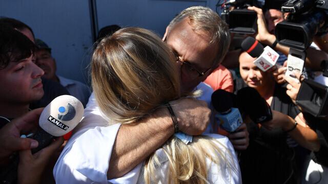 """Primele declarații ale lui Liviu Dragnea, după ce a fost eliberat: """"O perioadă de suferință, abuzuri și umilință"""" - Imaginea 3"""