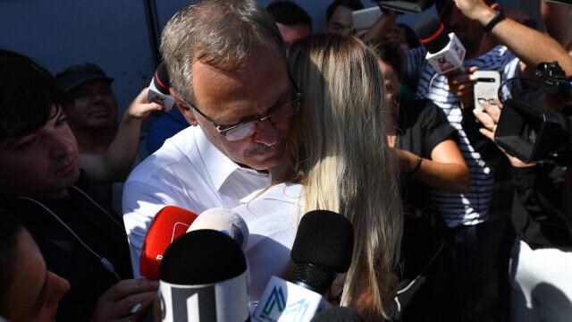 """Primele declarații ale lui Liviu Dragnea, după ce a fost eliberat: """"O perioadă de suferință, abuzuri și umilință"""" - Imaginea 4"""