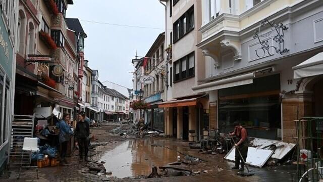 """Analiză AFP: De ce inundaţiile din Europa sunt atât de devastatoare? """"Pământul devine din ce în ce mai cald"""" - Imaginea 10"""