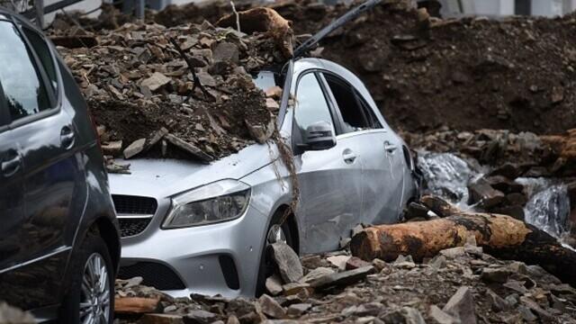 """Analiză AFP: De ce inundaţiile din Europa sunt atât de devastatoare? """"Pământul devine din ce în ce mai cald"""" - Imaginea 9"""