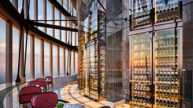 Cel mai înalt hotel din lume, inaugurat de chinezi. Apartamente de super-lux la 632 de metri - Imaginea 5