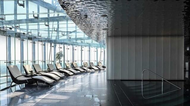 Cel mai înalt hotel din lume, inaugurat de chinezi. Apartamente de super-lux la 632 de metri - Imaginea 2
