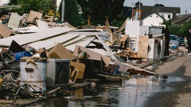 Bilanţul deceselor a crescut la 180 în Germania, după inundațiile devastatoare. Alte 150 de persoane sunt date dispărute - Imaginea 1