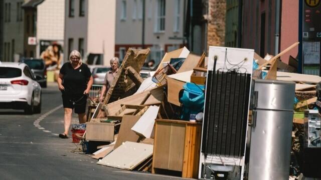 Bilanţul deceselor a crescut la 180 în Germania, după inundațiile devastatoare. Alte 150 de persoane sunt date dispărute - Imaginea 2
