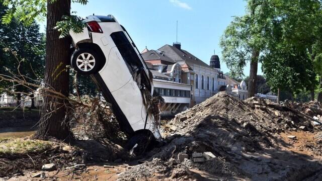 Bilanţul deceselor a crescut la 180 în Germania, după inundațiile devastatoare. Alte 150 de persoane sunt date dispărute - Imaginea 7
