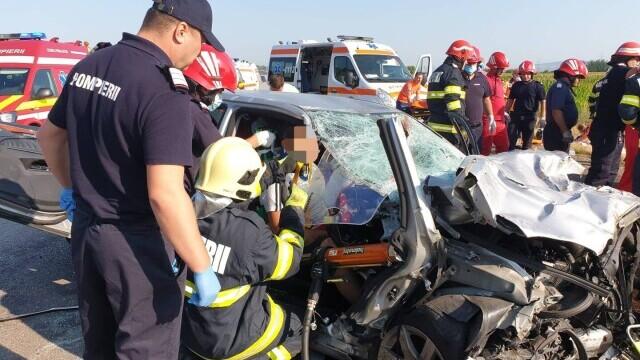 Accident cu șapte morți în Bacău. Doi copii, printre victime. Alte două persoane sunt în stare gravă - Imaginea 5