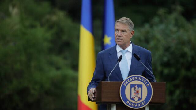 Klaus Iohannis: Pandemia nu s-a încheiat. România trebuie să fie pregătită pentru a face faţă valului patru