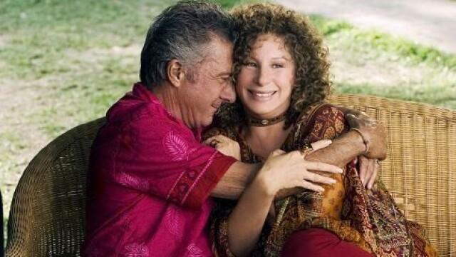 Dustin Hoffman, Barbra Streisand