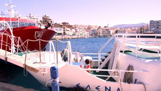 Creta si Santorini: mare, sare, vant, soare adormit - Imaginea 12