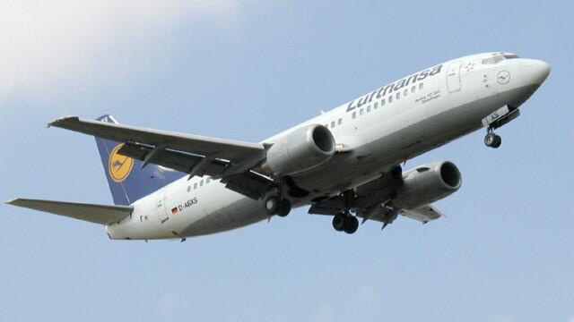 Zbor Lufthansa Bucuresti - Dusseldorf, anulat din cauza unei defectiuni