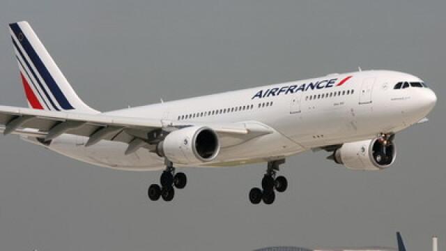 Air France opereaza modificari pe Airbus A 330 si A 340!