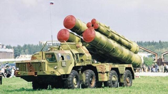 Trafic cu rachete balistice pe teritoriul Romaniei. 2 americani, arestati