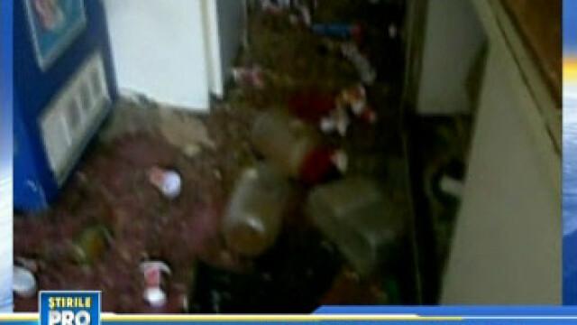 Focar de infectie si nereguli peste nereguli intr-un complex din Bucuresti