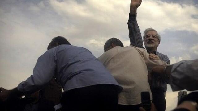 Iranul, un butoi cu pulbere dupa realegerea lui Ahmadinejad - Imaginea 10