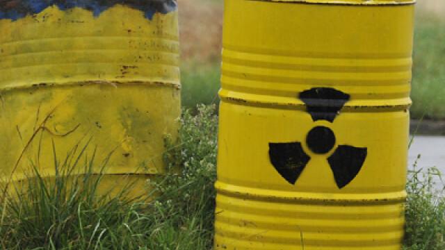 deseuri radioactive