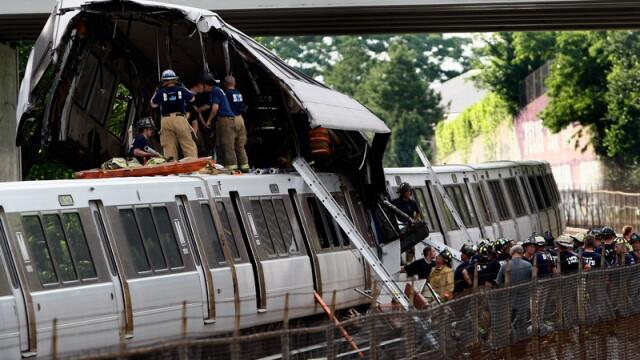 Tragedie in Washington! Cel putin noua morti dupa un accident la metrou - Imaginea 1