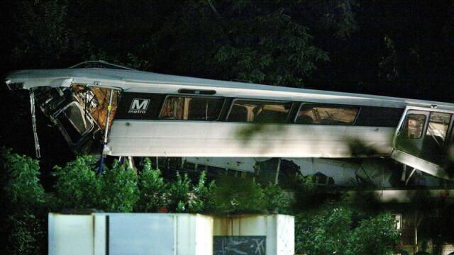 Tragedie in Washington! Cel putin noua morti dupa un accident la metrou - Imaginea 9