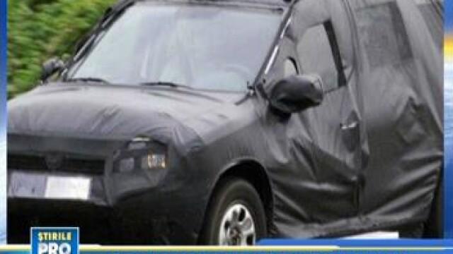 Avem primele imagini cu Dacia SUV! - Imaginea 2
