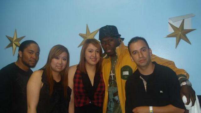 50 Cent isi revine. A inceput sa manance - Imaginea 3