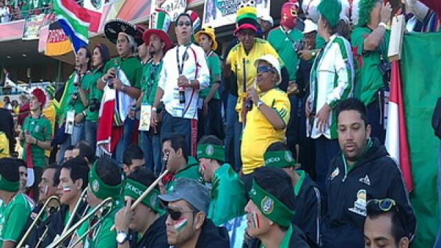 La mondialul din Africa adevaratele meciuri sunt in afara stadionului - Imaginea 1