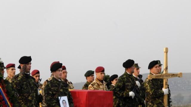 Doi soldati romani au murit in Afganistan!