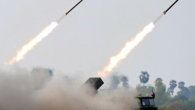 Rachete militare