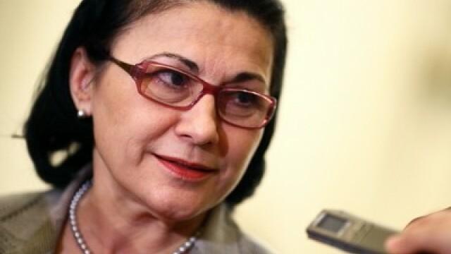 Andronescu, despre reexaminarea legii privind bacalaureatul profesional: Este mana lui Funeriu