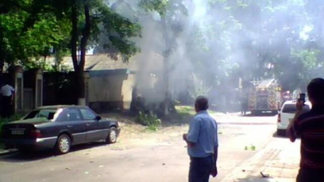Atentat cu masina-capcana la Chisinau. Un om de afaceri a fost zdrobit de explozie. Avea dusmani