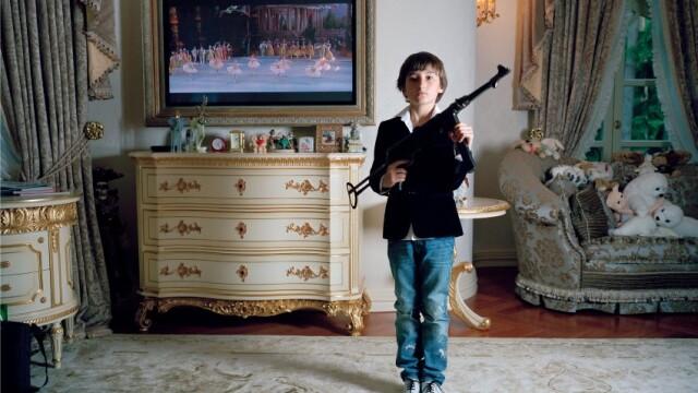 Copii Rusia