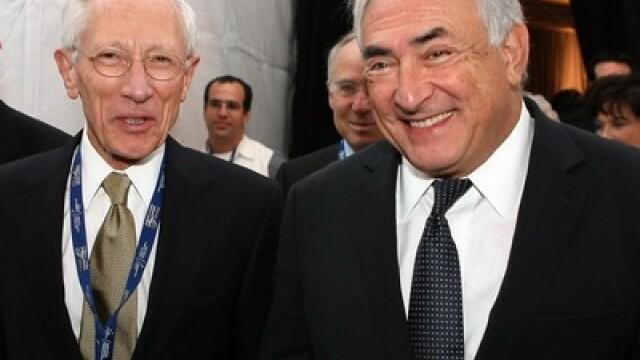 Candidatura supriza pentru sefia FMI: guvernatorul Bancii Israelului, Stanley Fischer