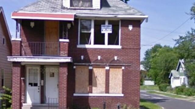 Vreti sa incepeti o noua viata? Case de vanzare in Detroit, cu doar 100 de dolari - Imaginea 1
