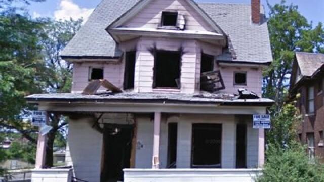 Vreti sa incepeti o noua viata? Case de vanzare in Detroit, cu doar 100 de dolari - Imaginea 2