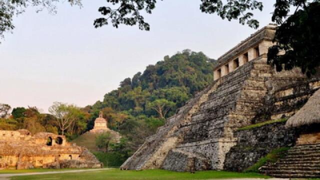 Piramida maya