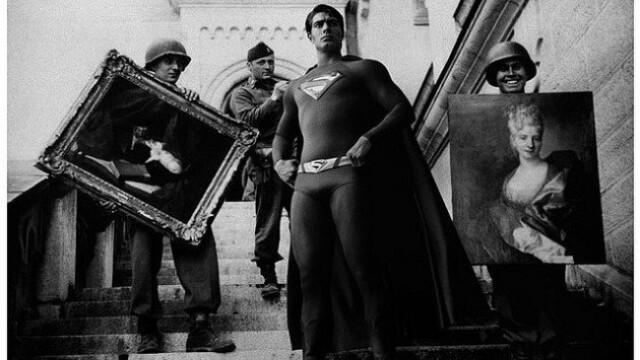 Istoria, rescrisa cu super-eroi si Photoshop. Imaginea saptamanii, oferita de un artist din Jakarta - Imaginea 3